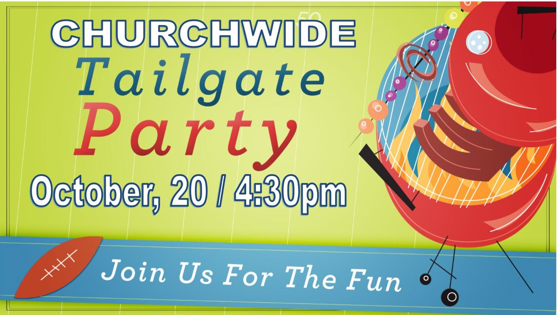 Churchwide Tailgate