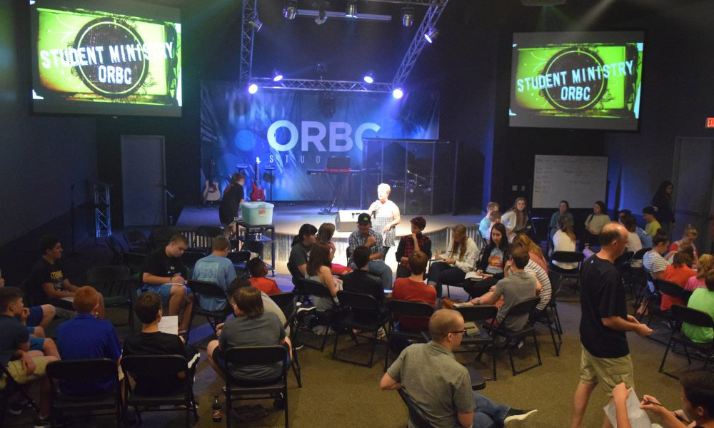 Students Seeking Christ
