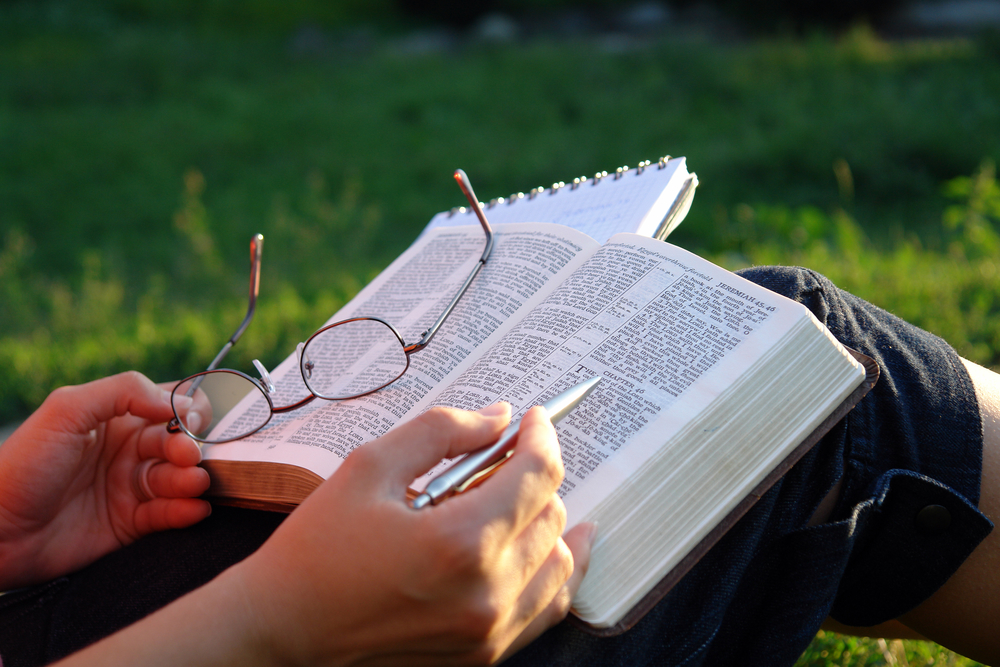 Bible Study Tips: Knowing Him