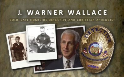 Join Us For Sunday Services With Guest Speaker J. Warner Wallace
