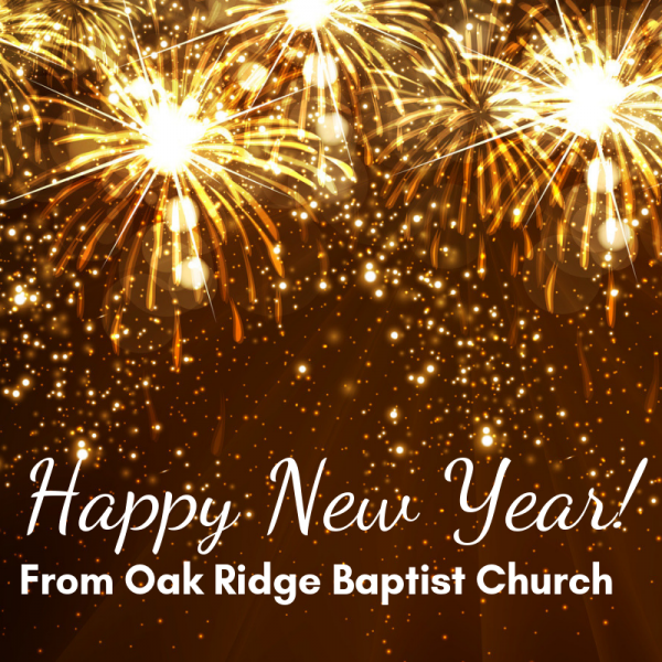 Happy New Year from ORBC!