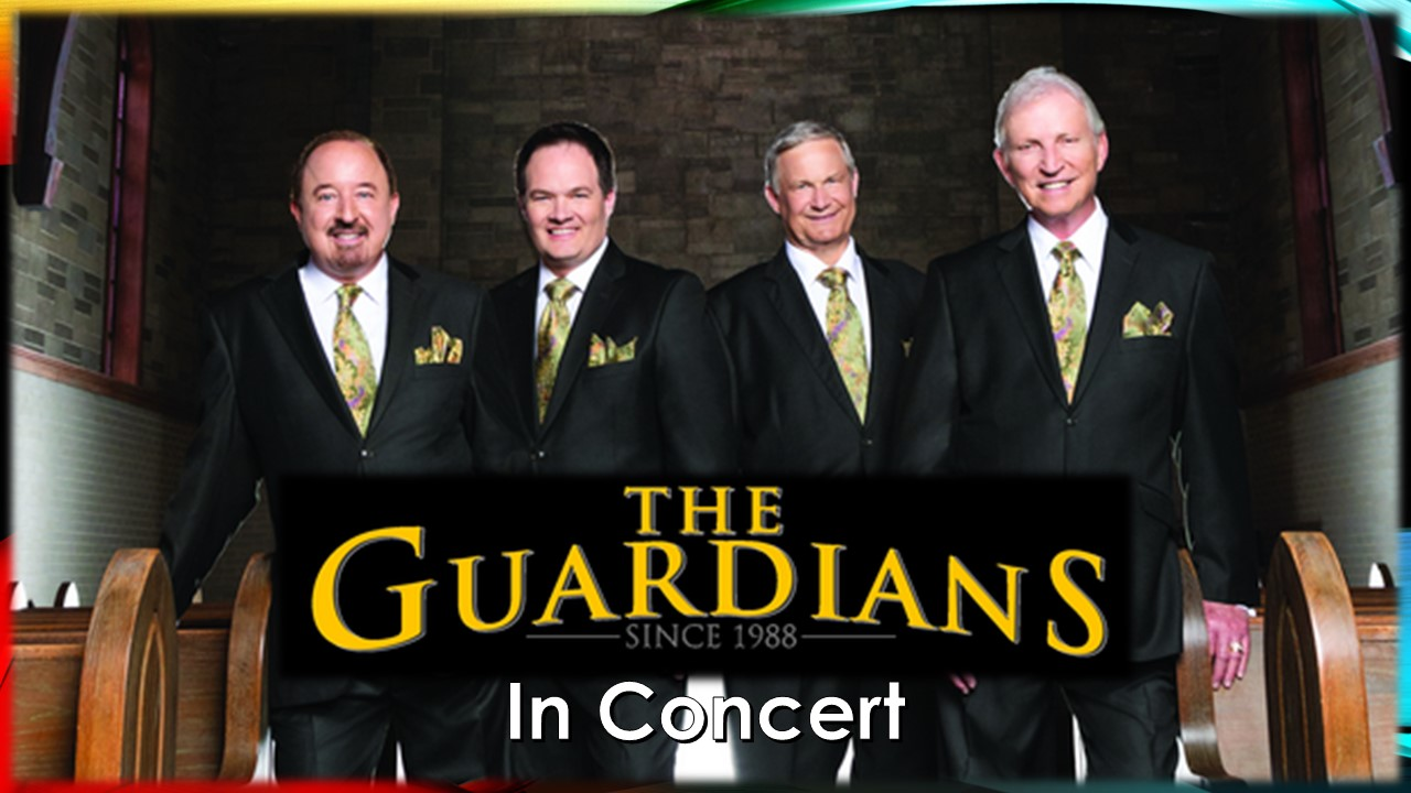 Round up Sunday Featuring The Guardians in Concert