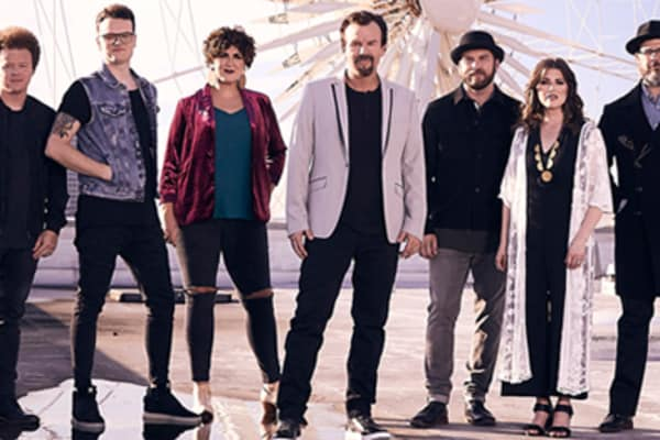 Students Casting Crowns Concert