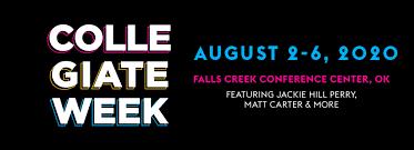 Collegiate Week @ Falls Creek