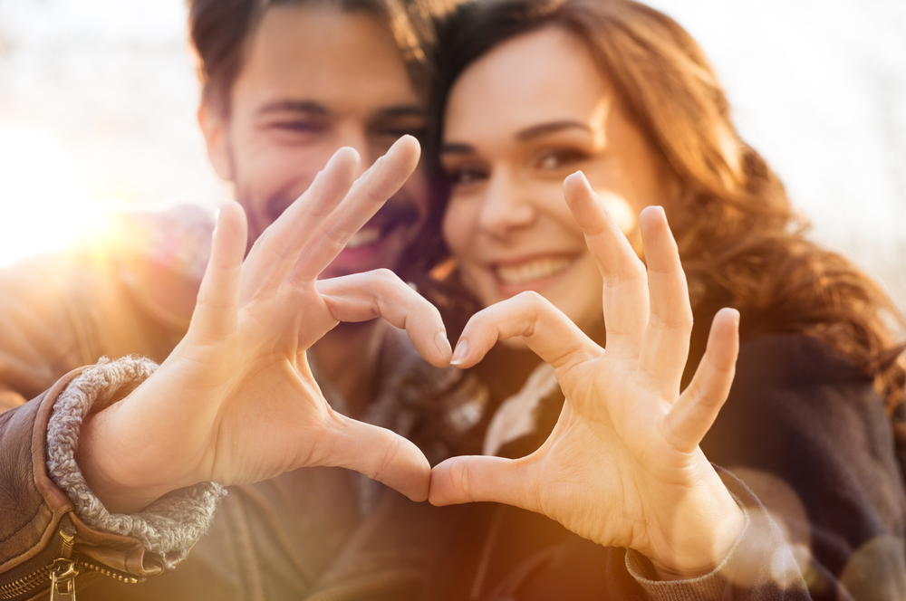 Showing God's Love Through a Strong Marriage