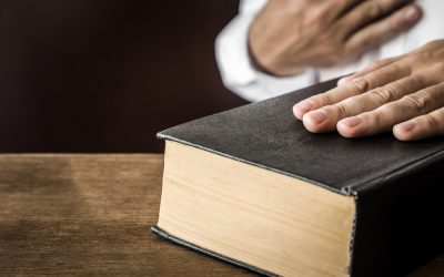 What Does the Bible Say About Taking Oaths?